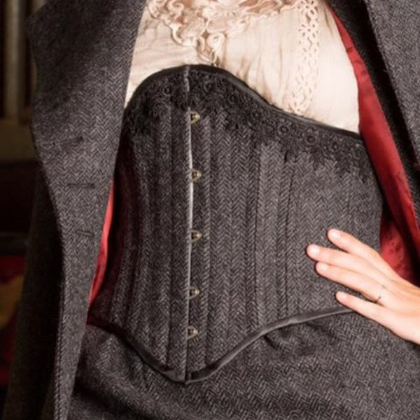 The Hourglass Corset