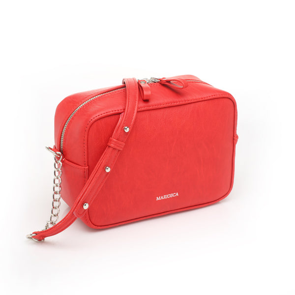 Crossbody Bag Red - Mariosca