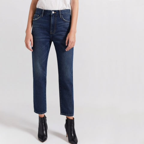 Bowie High Waisted - Austin Zip