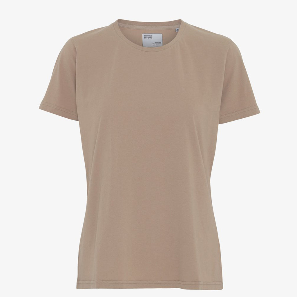 Colorful Standard Tee in Desert Khaki