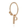 Rachel Jackson London Gold P Earring