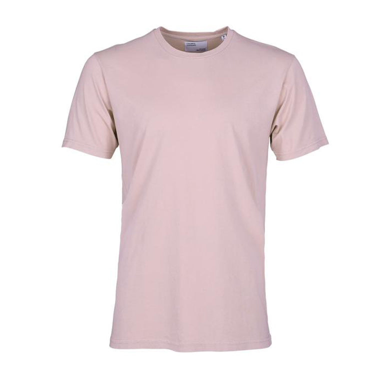 Colorful Standard Organic Tee Faded Pink