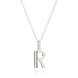 Rachel Jackson Silver Necklace R
