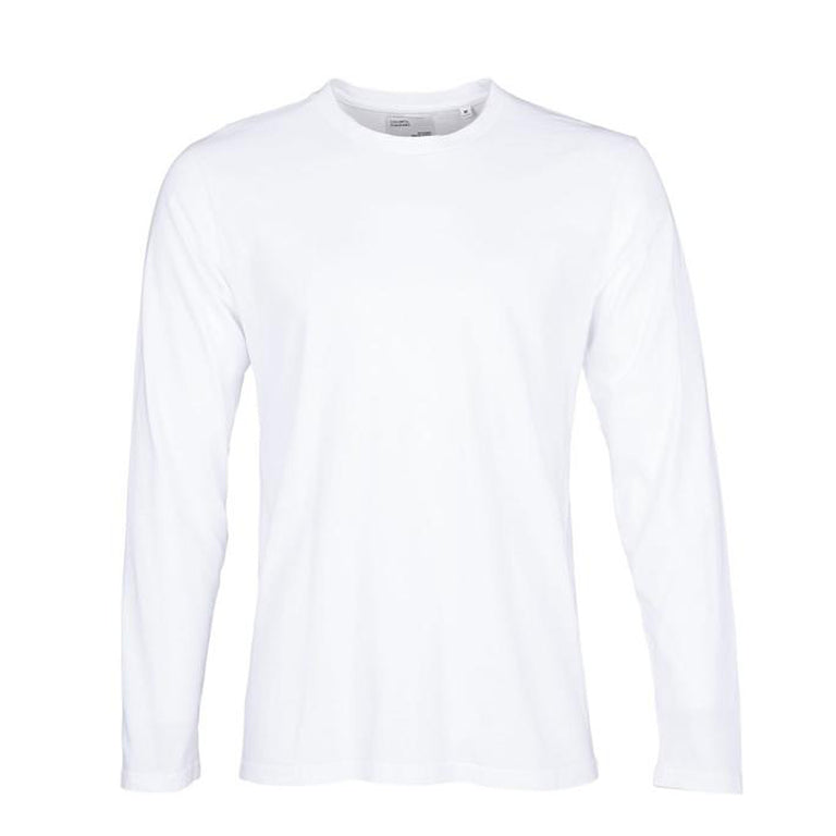 Colorful Standard LS Classic Organic Tee - Optical White