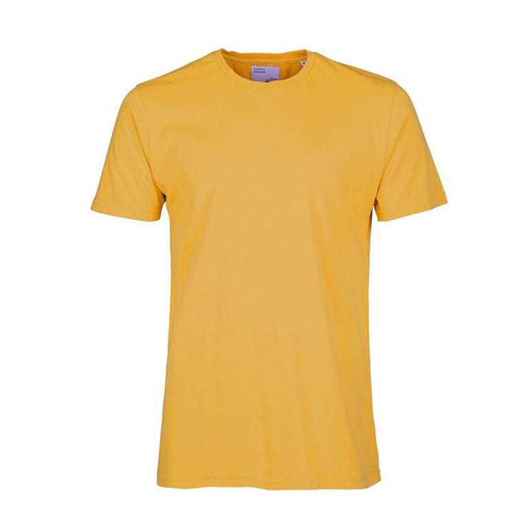 Organic tee by Colorful Standard in Yellow