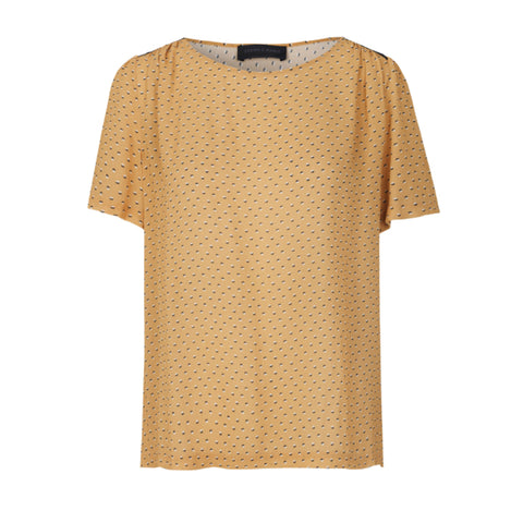 Milly Shirt - Yellow Buttercup