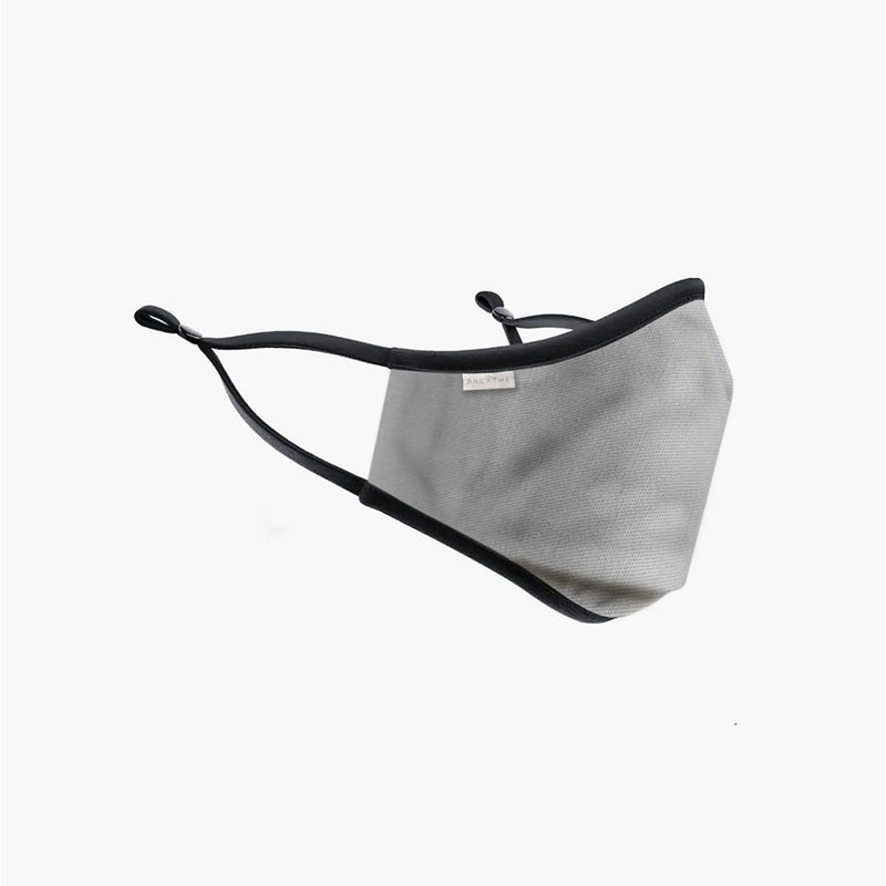Grey Junior Face mask by BREATHE