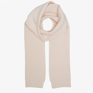 Merino scarf in Ivory White by Colorful Standard