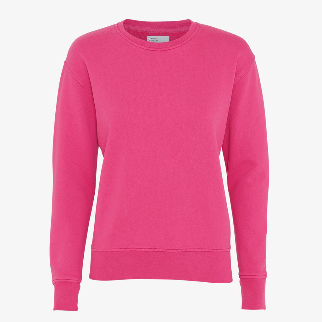 Bugglegum pink sweater by Colorful Standard