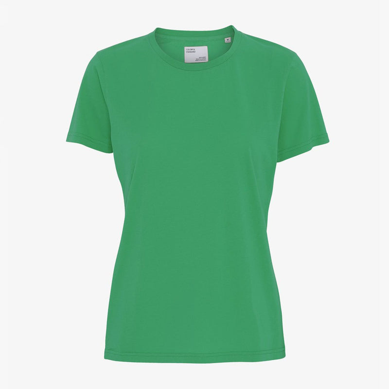 Kelly Green Women's Organic Tee by Colorful Standard
