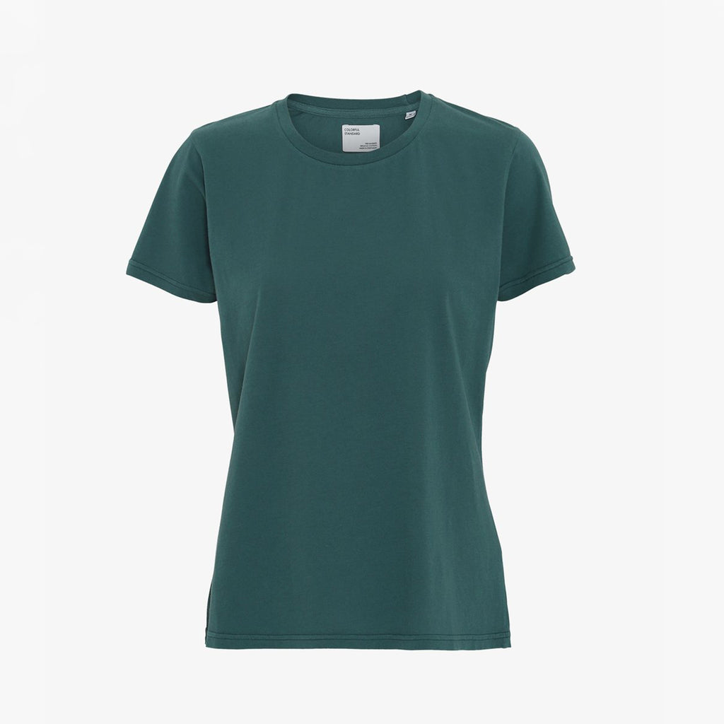 Ocean Green Women's  Organic Tee by Colorful Standard