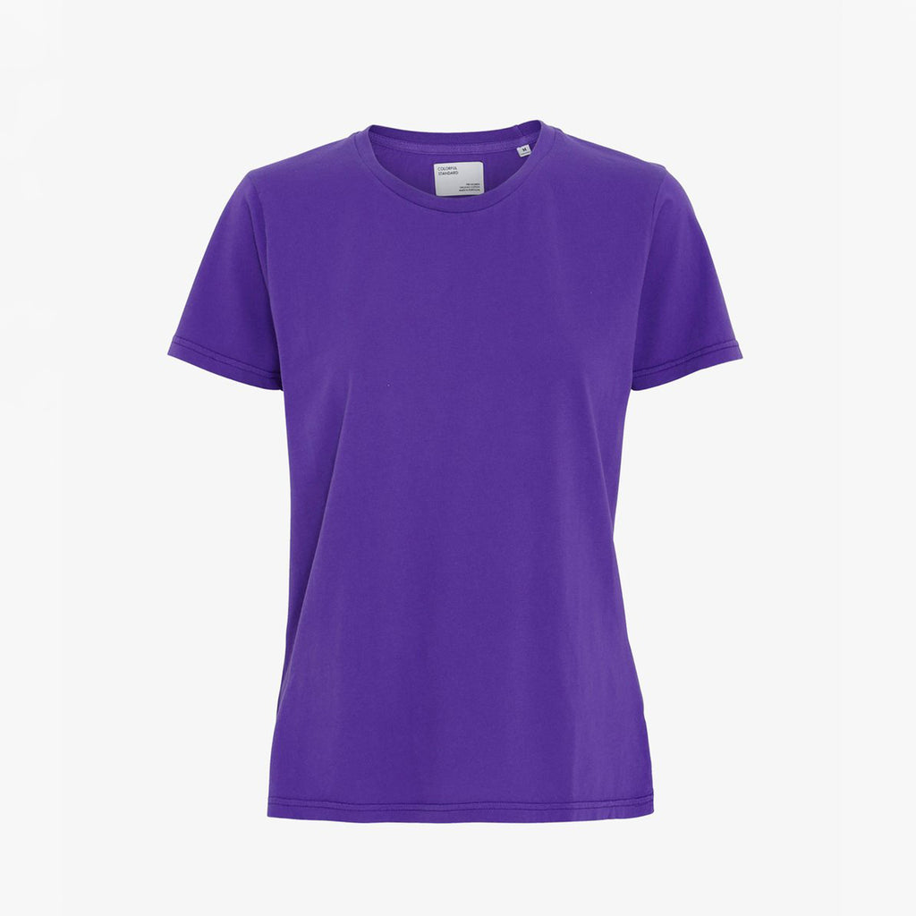Ultra Violet Women's Organic Tee by Colorful Standard