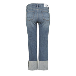 Kelly Ginger Wide Leg Jean by Denham the Jeanmaker