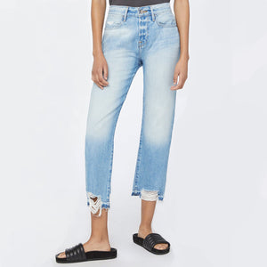 The Hollywood Crop jean by Frame