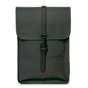 the Backpack Mini in Green by Rains
