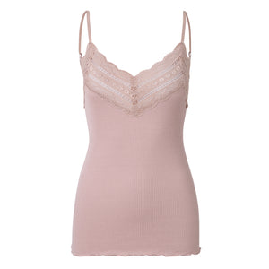 Rosemunde Beniita Strap top in rose