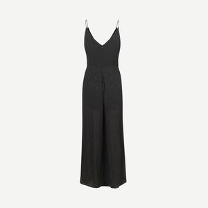 The Dance Jumpsuit in Black by Samsoe  Samsoe