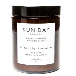 Midnight Candle by Sun.Day