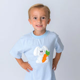 Wholesale Easter Boy's Clothing with Bunny Applique