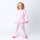 Applique Bunny Girl's Loungewear