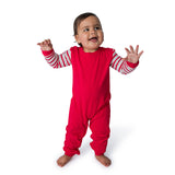 Blank Christmas Romper for Babies