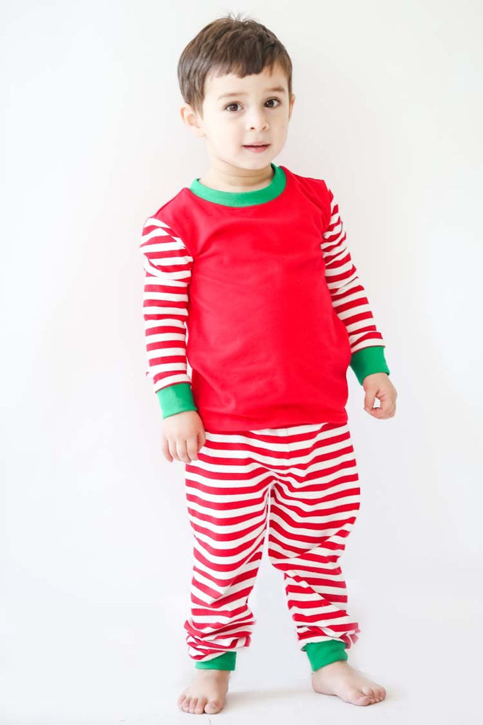 Christmas family Knit Loungewear and Pajamas