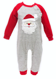 Applique Santa Romper