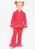 wholesale girls holiday pajamas, wholesale kids christmas pjs, wholesale kids christmas pajamas, wholesale kids holiday loungewear, wholesale kids holiday pajamas