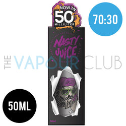 Asap Grape (Grape & Mint) by Nasty Juice - 50ml (70:30)