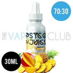 Crazy Monkey (Tropical Fruit) by Psyco Juice - 30ml (70:30)
