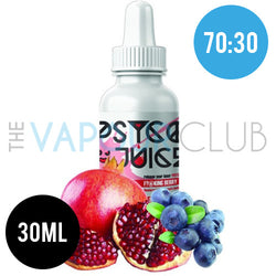 F?@king Berry (Blueberry and Pomegranate) by Psyco Juice - 30ml (70:30)