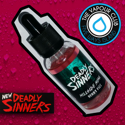 Hillside Hoax (Berry Fizz) by Deadly Sinners - 30ml (80:20)