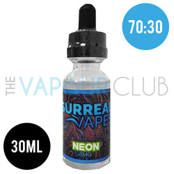 Neon Slush (Lime Slushie) by Surreal Vapes - 30ml (70:30)