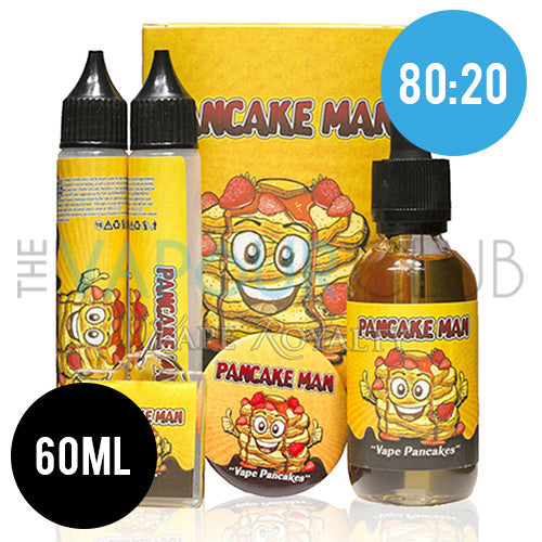 Pancake Man by Vape Breakfast - 60ml (80:20)
