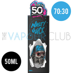 Slow Blow (Pineapple & lime Soda) by Nasty Juice - 50ml (70:30)
