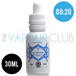 The Grail (Blueberry Waffle & Maple Syrup) by Illusions - 30ml (80:20)