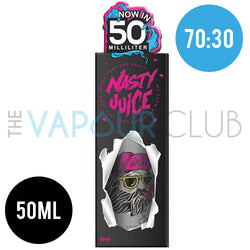 Wicked Haze (Blackcurrant Lemonade) by Nasty Juice - 50ml (70:30)