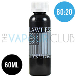 We Ain't Done Yet (Strawberry Cheesecake & Cinnamon Ice Cream) by Flawless - 60ml (80:20)