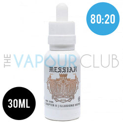Messiah (Watermelon, Blueberry & Pear) by Illusions - 30ml  (80:20)