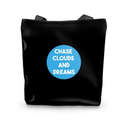 Chase Clouds and Dreams - Tote Bag