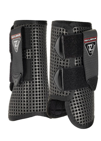 Equilibrium Tri-Zone All Sport Boots - Black