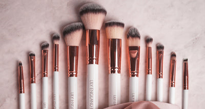 The 12 Makeup Brushes you NEED and How to Use Them
