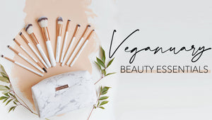 vegan beauty must haves for veganuary