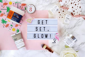 Glow Hard or Go Home: 7 Tips for Glowing Skin