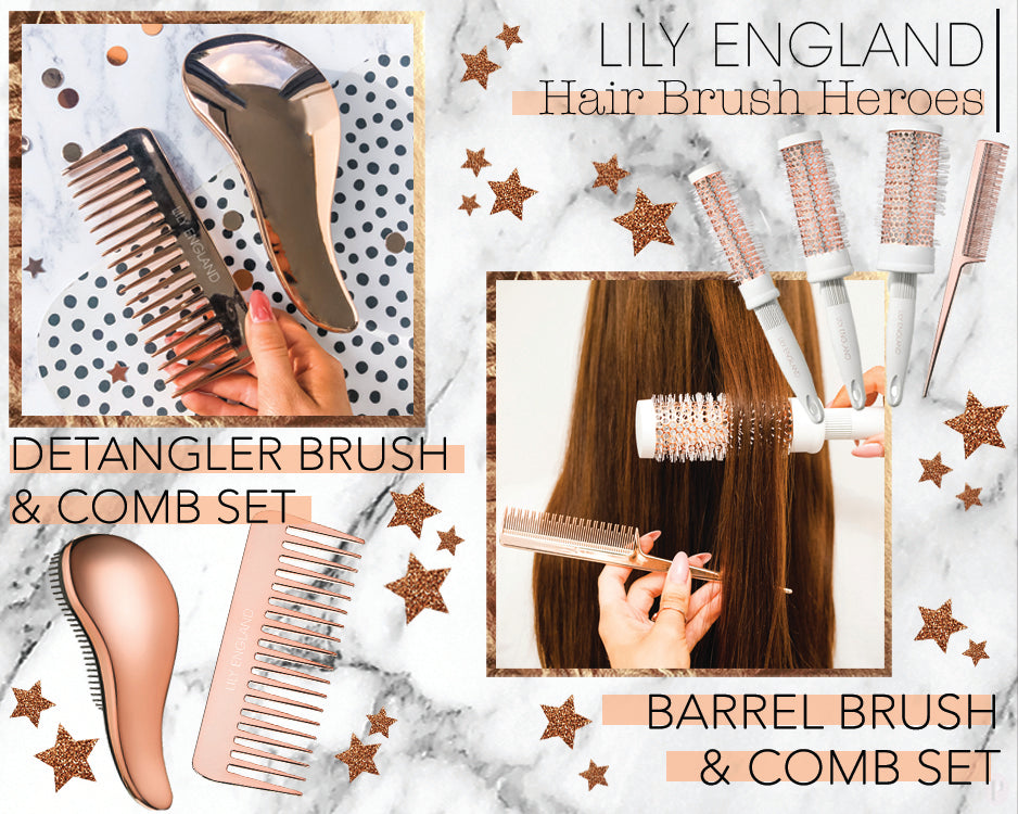 the best hair brush sets