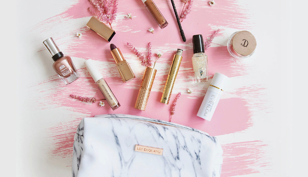 how to declutter and organise your beauty and makeup collection