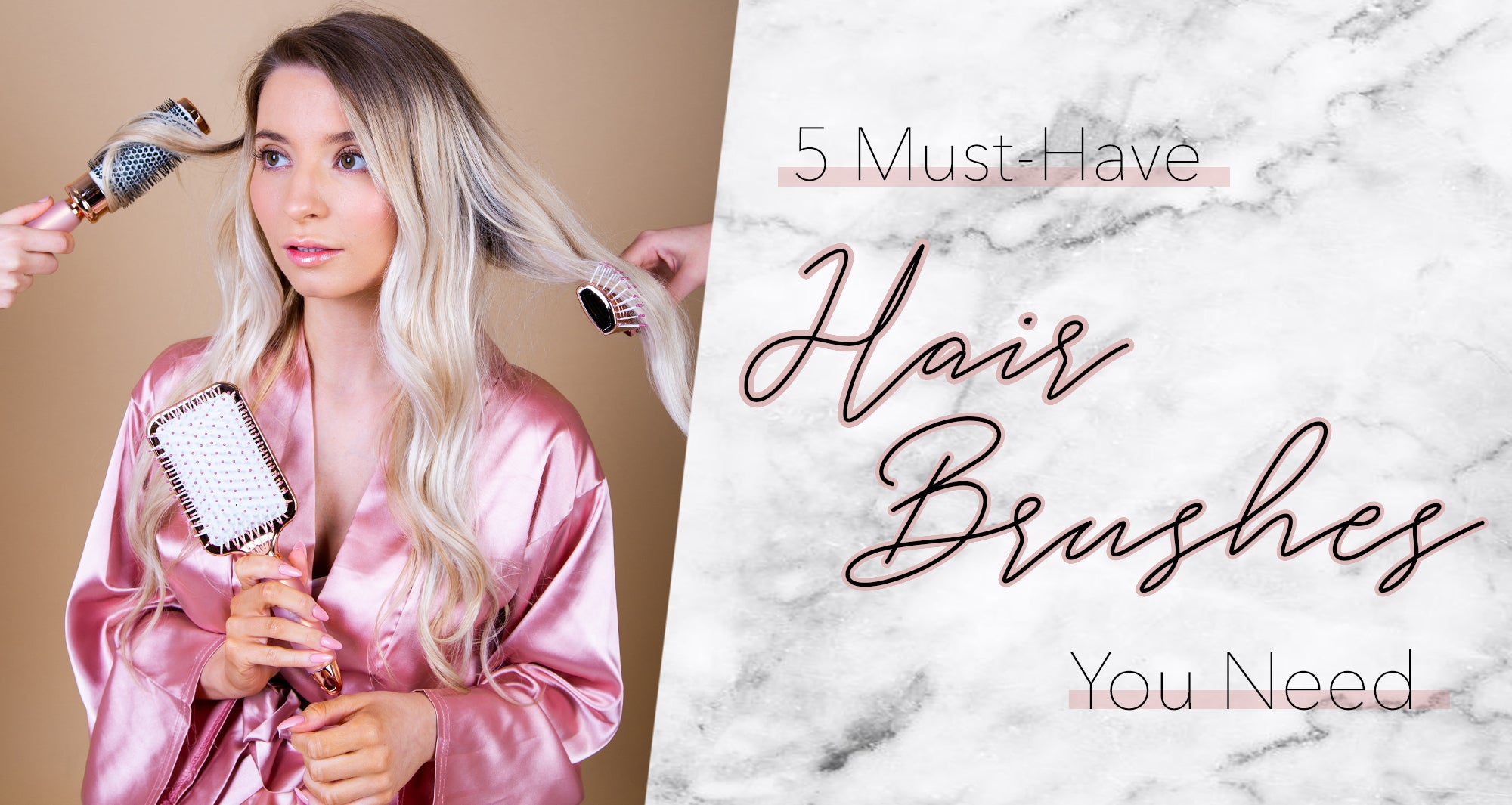 the 5 best hair brushes you need