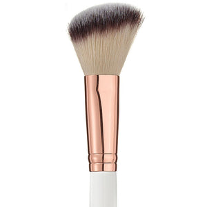Angled Blush and Bronze Brush - Rose Gold