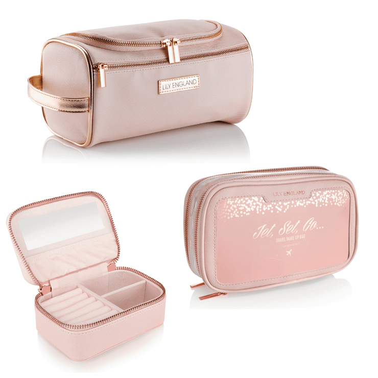 Pretty in Pink Travel Bundle - Save 20%