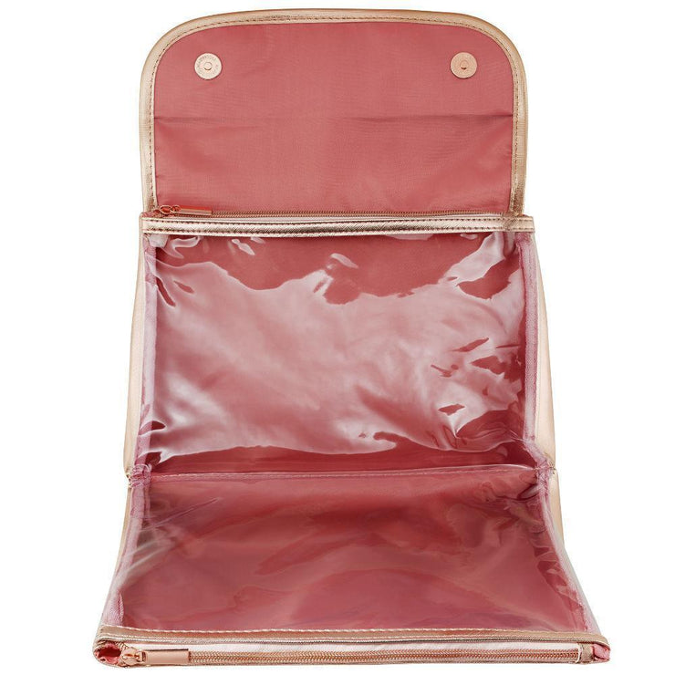 Large Wash Bag - Rose Gold